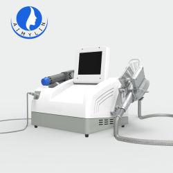 2 в 1 Cryolipolysis Shockwave терапии здоровых и салон красоты оборудование