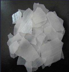 Hydroxyde 96% van het Natrium van de vlok NaOH van de Loog van 99%
