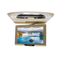 Carro 9 polegadas de montagem no teto do Monitor Monitor a cores LCD Carro Vire para baixo overhead do monitor monitor multimídia