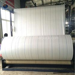 Китай питания до 5,35 м белый PP тканый коврик для сорняков крышки соединения на массу
