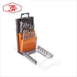 Metal Stainless Steelのための中国Manufacturer Direct Sale Long Length HSS Twist Drill Bits Set