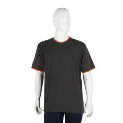 Men's Lady's enfants broderie d'impression par sublimation Slim T-shirts