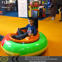 UFO Model LED Light Inflatable Tube Electric Ride en Toys