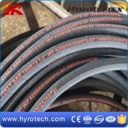Строительные машины гидравлический шланг SAE100 R15