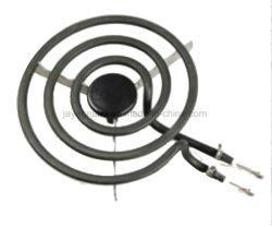 電気ストーブのための3つの円のコイルの管の発熱体