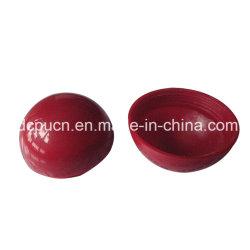 Het de rode Nylon Hulpmiddelen van de Bal van het Vervangstuk/Wiel van de Bal/Stevige Decoratieve Plastic Holle Bal