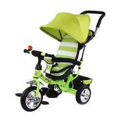 Levering voor doorverkoop Met drie wielen de Met drie wielen van de Baby van het Wiel van 3-Eva van de Bevordering van China