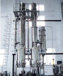 Vacuüm Evaporator voor Stroop, Glucose, de Condensatie van de Melk