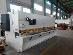 CE cisaillement de la guillotine Machine hydraulique standard, modèle de cisaillement de l NF QC11y 13 x 4000