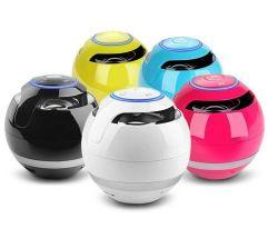 2016 heiße Verkauf Runde Mini Bluetooth Lautsprecher Unterstützung USB