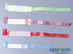 Одноразовые медицинские пластиковые ID браслет