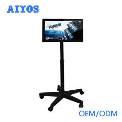 FHD 1080P Video Display 18,5 Pollici TFT LCD Touch Screen Advertising Player