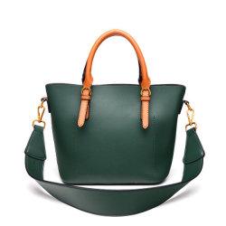 가죽 Handbag Fashion Handbag Women 핸드백 물통 PU 핸드백 디자이너 핸드백 숙녀 부대 끈달린 가방 (WDL01307)