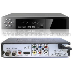 Fernseher-Spitzenkasten DVB-T2 FTA HD DVB-T