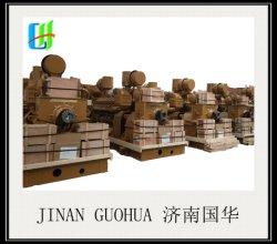Jichai generador de gas natural de 500kw fabricado en China G12V190zldt-2