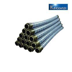 Fil d'acier tressé flexible en caoutchouc de la pompe à béton à des fins industrielles