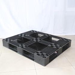 1100X1100mm 倉庫用地上パレットラック物流輸送用プラスチックパレット