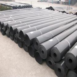 Glatte Oberfläche und raue Oberfläche HDPE Geomembrane Fabrik