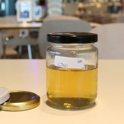 Casa de Cristal de la salsa de caramelo aceite Botellas 205 Ml tarro de mermelada