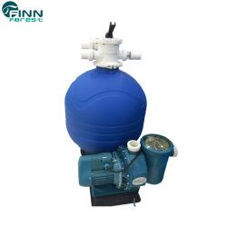 Хорошее качество интегрированных бассейн песка фильтр с водяной насос