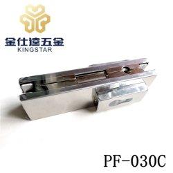 PF-030C стекла из нержавеющей стали установки исправлений блокировки/Поле/втулки зажима закрепите крепежные детали шарнира