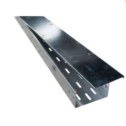 L'aluminium en acier inoxydable et galvanisés Chemin de câble perforé