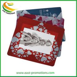 Tapis de souris Cutsom EVA avec Photo Frame pour Office