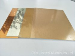 Nach Maß verschiedene Größen-Sublimation-Aluminium-Platten