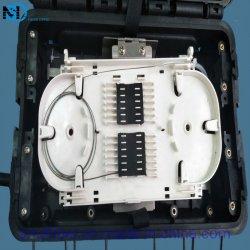 FTTH caja divisora con tipo de tubo de caja de distribución de PLC