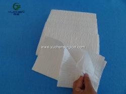 Médicos del Hospital Tela semitransparente desechables Toalla de mano de papel hilo de algodón reforzado