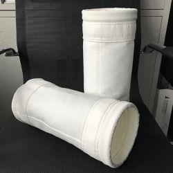Polyester aiguille sac du filtre à manches perforé