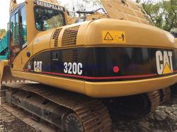 Les excavatrices utilisé Cat 320C 312D 315D 320b 320D 330c