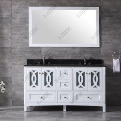 Armario Hermoso cierre suave de la vanidad, el cuarto de baño Muebles de Baño