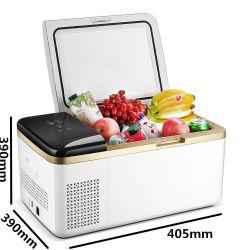 Portable voiture DC 12V compresseur Mini réfrigérateur