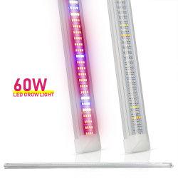 T8 4feet LED Stab-Innenvolles Wasserkulturspektrum wachsen Licht