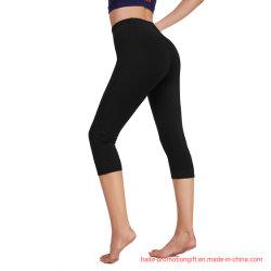 Novo de alta qualidade perfeita mulher quente Yoga Fitness calças (collants Perneiras exercer o vestuário