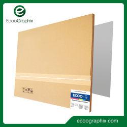 격판덮개를 인쇄하는 Ecoographix 오프셋 알루미늄 Processless 부정적인 열 CTP