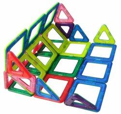 Spielzeug anschließenaufbauende Magformers Blöcke