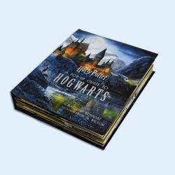 Couverture rigide personnalisée anglais tridimensionnelles livre de contes