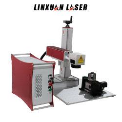 Nova série YAG Precise 20W Laser de fibra de marcador de metal