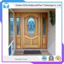最新の木製のドアデザインMDF/HDF内部の内部部屋のドア