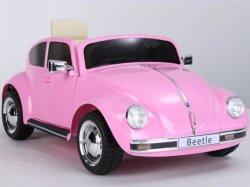 Новый Beetle лицензированных поездка на автомобиле детский ЭЛЕКТРОМОБИЛЬ