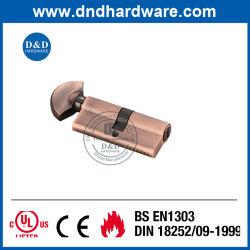 DIN18252のヨーロッパのための真鍮ロックシリンダー