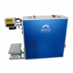 Jpt 20W máquina de marcação a laser YAG marcador a laser a cores