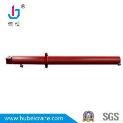 Jiaheng pesado de marca personalizada de orifício grande projecto cilindro hidráulico para o guindaste