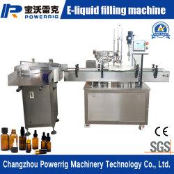 Kleine het Vullen van het Flesje van de Fles van het Glas Vloeibare de e-Vloeistof van de Machine 10ml Essentiële Olie