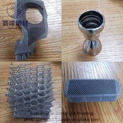 La impresión 3D personalizadas de Manualidades de metal con alta calidad