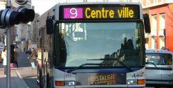 LED de couleur unique en plein air se déplaçant signe d'affichage de route pour les bus