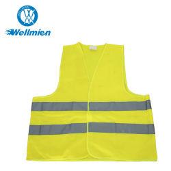 Gilet de sécurité réfléchissant haute visibilité Vêtements de nuit en plein air de l'exécution de l'enfant Protection gilet de construction