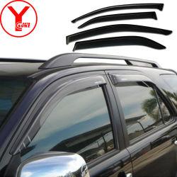Visiera di Sun di protezione della visiera del portello dei deflettori della finestra laterale di compressione per Fortuner 2015 tutto il modello dell'automobile